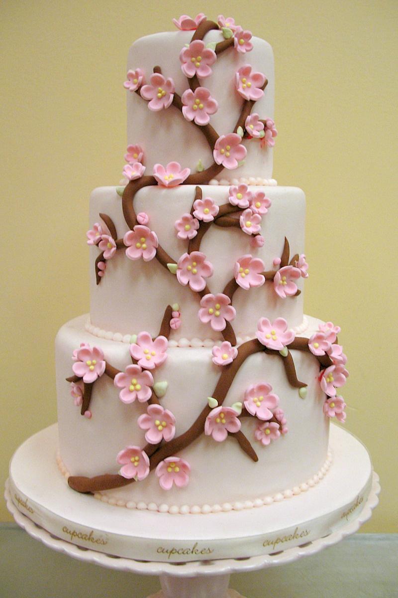 Glamor Birthday Cake