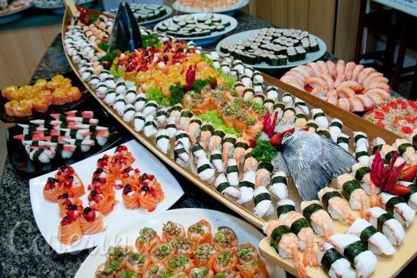 O que servir numa festa com comida japonesa for Mesa japonesa tradicional