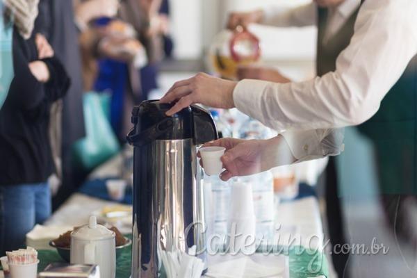 5 sugestões saudáveis de coffee-break