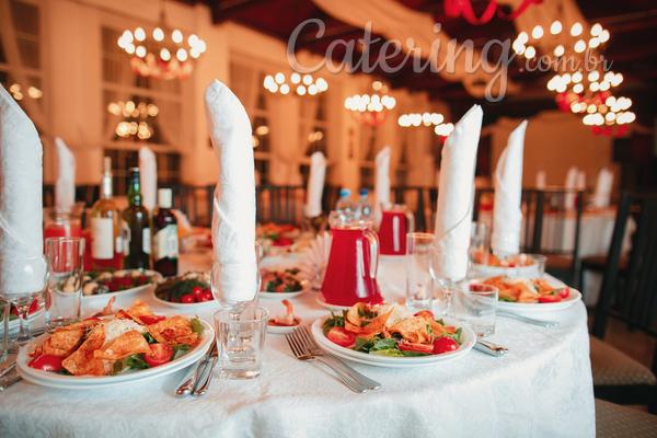 O que servir no jantar de formatura?