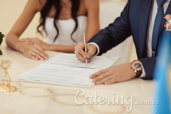 Casamento civil: qual o melhor cardápio?