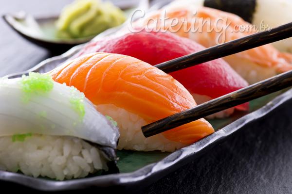 Que erros cometemos ao comer sushi