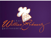 Logo Chef Willian Schwartz Gastronomia