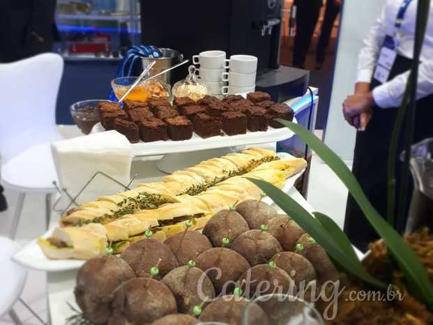 Catering Feira - Stand