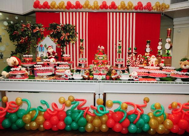 decoracao festa natalina : decoracao festa natalina:Fotos de W100 Eventos & Produções – Catering.com.br